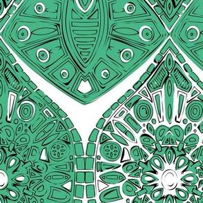 saffreya green