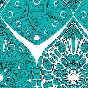 saffreya turquoise