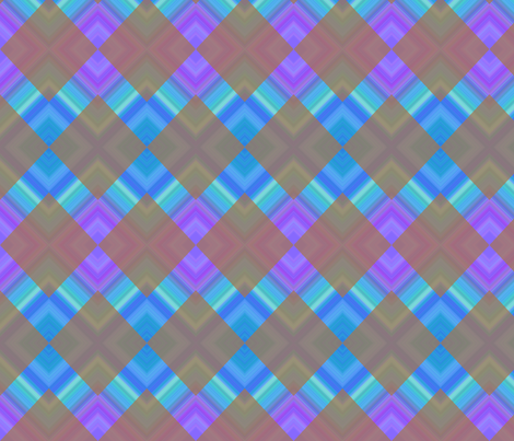 Variegated_ZIGZAG fabric by mammajamma on Spoonflower - custom fabric