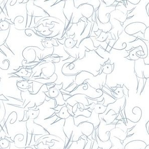 Hound Sketch