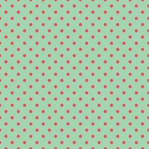 Raspberry Dots (April)