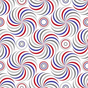 Boas Spirals - Patriotic