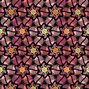 "A thoroughly modern floral -- digitally ""colored"""