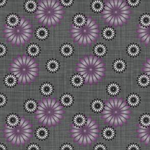 Flower_Purple_Grey_Linen