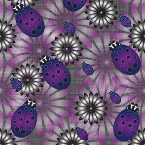 LG_Purple_Flower_Lady_Bug_Linen