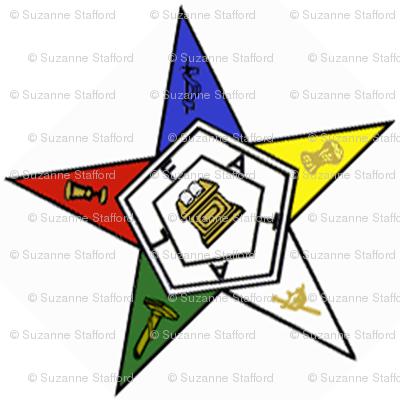 Eastern Star Bias for Ties
