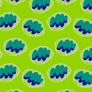 Glam Clam Seagrass