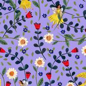 Fairies, Lilac
