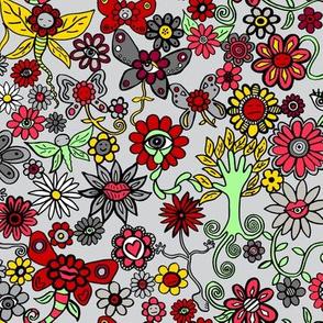 Peculiar Petal Pen-friends Halloween Colours - Small Scale