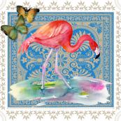 T0001Marcia Flamingo Small