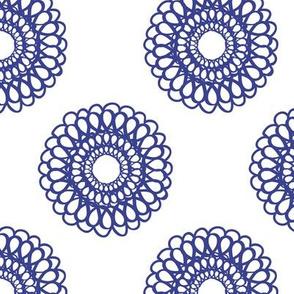 Floral Spiral