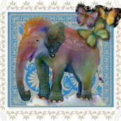 T0004 Marcia Elephant Small