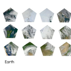 Earth Cut and Sew