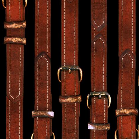 Buckles fabric by jadegordon on Spoonflower - custom fabric