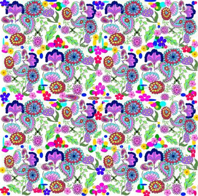 FloralCollageMix