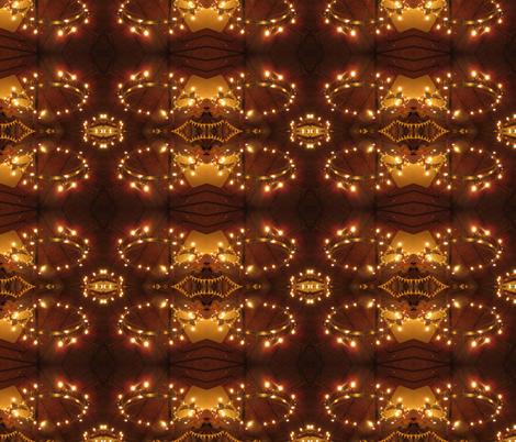 Sea Cider Hall fabric by jennck on Spoonflower - custom fabric