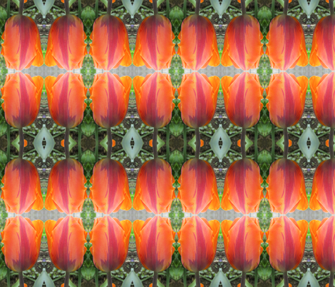 Nature's Perfection fabric by jennck on Spoonflower - custom fabric