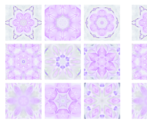 Snowcatcher Lavender fabric by snowcatcher on Spoonflower - custom fabric