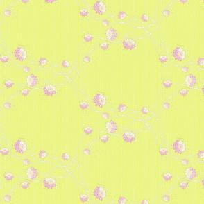 Paper Daisy Weave_Fuchsia