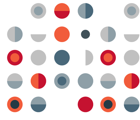 Bot Dot fabric by spellstone on Spoonflower - custom fabric