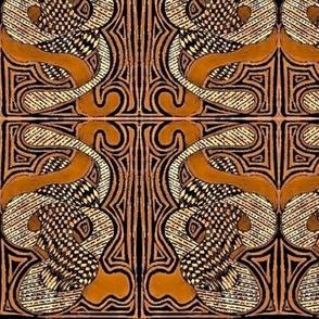 op art elephant 2