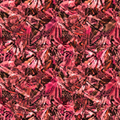 420 Abstract Camo Red