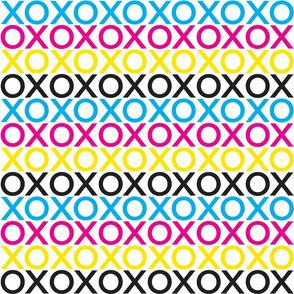 XOXO : cmyk 1 : big