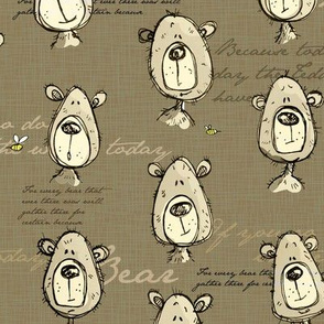 Teddy Bears' Picnic - light