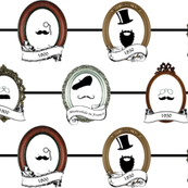 THE HISTORY OF BEARDS