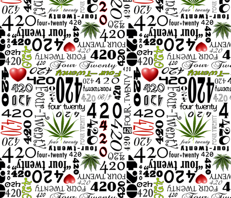 420 fabric by camomoto on Spoonflower - custom fabric