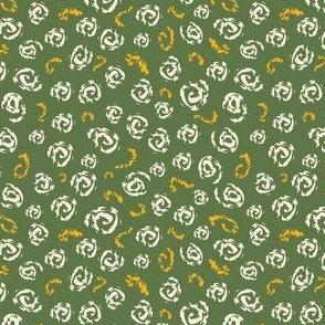 Coordinate - Dark Green