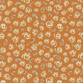 Coordinate - Burnt Orange