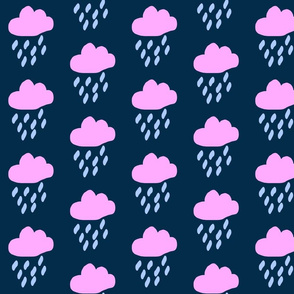 Rain Cloud Navy