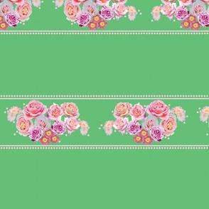 English Rose Stripe