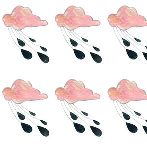 Pink Raincloud