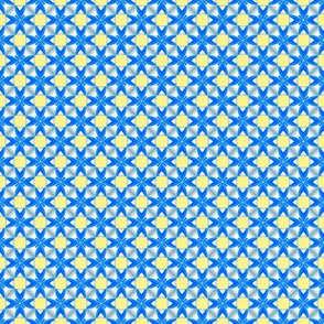 26apr14#2  v2   -blue on butter yellow