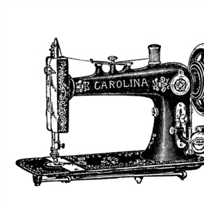 GRANNY'S SEWING MACHINE