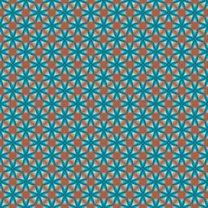 26apr14#2  v2   -turquoise on adobe