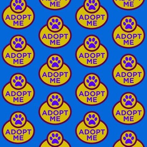 Adopt Me Blue