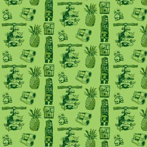 Adventurer Mono Green