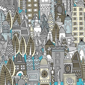 aluminium city