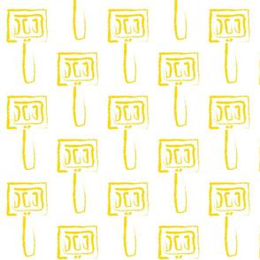 The Yellow Spatula