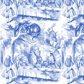 Alice_in_wonderland___late_for_tea____nelson___blue_and_white___peacoquette_designs___copyright_2014_shop_thumb