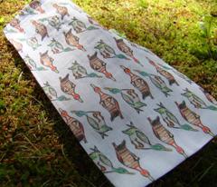 JKD - Diving Mallard Duck Stripes
