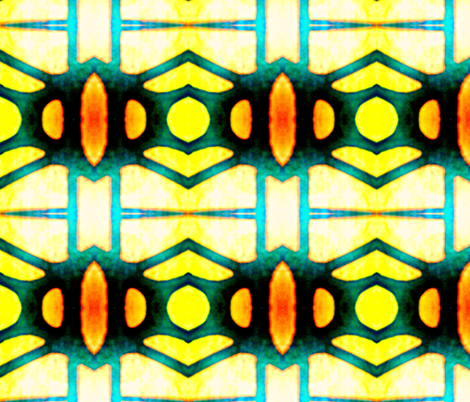 il favorito fabric by liberation on Spoonflower - custom fabric