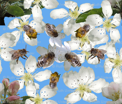 Bees_in_the_sky_1