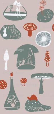 Mushroom Land