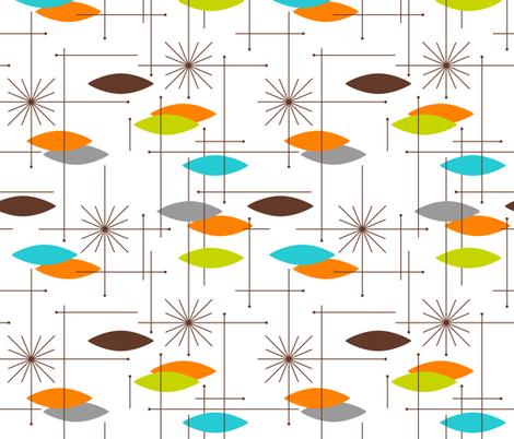 Orbs #7 (large) fabric by tonyanewton on Spoonflower - custom fabric