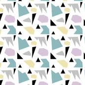 Geometric Splatter