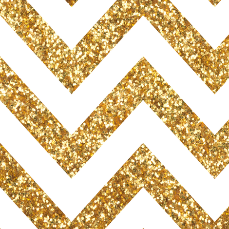 Glitter Chevron wallpaper - willowlanetextiles - Spoonflower